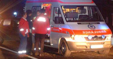 Accident rutier la Eforie Nord
