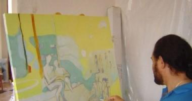 Începe ediţia a noua a Taberei Internaţionale de Pictură de la Medgidia
