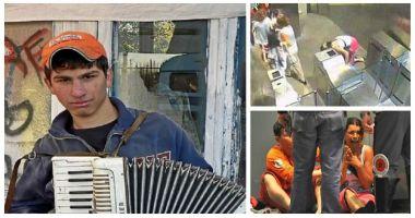 Foto : Crima care a şocat Italia! Un român care cânta la acordeon a fost ucis cu opt gloanţe de mafioţii Camorra