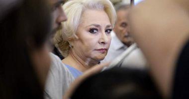 Viorica Dăncilă, despre majorarea salariului minim: În niciun caz de la 1 noiembrie