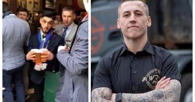 """Foto : Român """"angajat"""" ca sclav personal pentru fiul unui milionar din Anglia"""