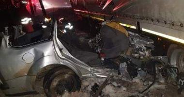 TRAGEDIE FĂRĂ MARGINI! Cinci oameni au murit striviţi de un TIR