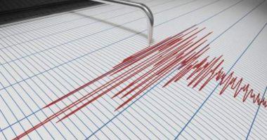 A fost cutremur!