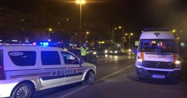 GALERIE FOTO / ACCIDENT RUTIER GRAV în zona Dacia