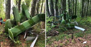 Detalii incredibile despre pilotul găsit mort la Săpânţa!