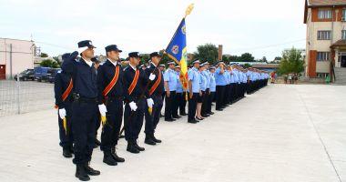 Jandarmii constănţeni omagiază eroii căzuţi pe câmpurile de luptă