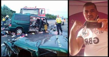 Foto : Detalii şocante despre şoferul microbuzului în care au murit 9 români! Anul trecut, a băgat în comă o fată de 21 de ani