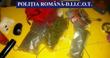MEGA-ANCHETĂ într-un dosar de trafic de droguri. Peste 50 de persoane audiate