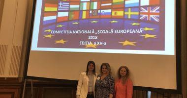 Colegiul Național Pedagogic ,,Constantin Brătescu'' – Școală Europeană pentru a cincea oară