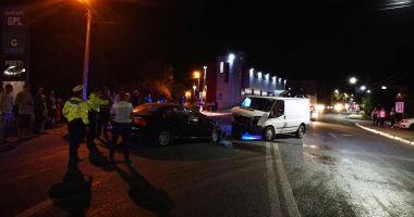 Mamă, tată și copil, VICTIME într-un accident rutier, în județul Constanța