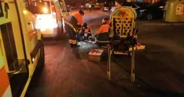 Șoferul fugar care a lovit mortal un militar, reținut. Ce arată alcooltestul