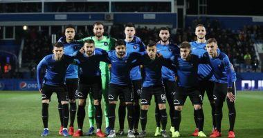 FC Viitorul întâlneşte o fostă campioană a Moldovei, la Ovidiu