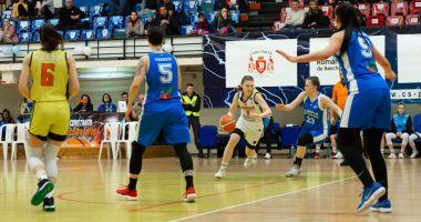 Victorie pentru echipa feminină de baschet CS Phoenix-Ştiinţa Constanţa