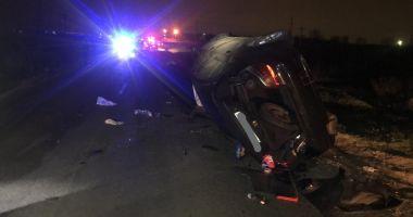 IMAGINI TERIBILE! Grav accident rutier la Medgidia. Tânără de 17 ani, ÎN COMĂ