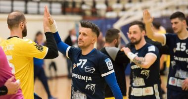 Capăt de drum pentru HC Dobrogea Sud, în Cupa EHF! Înfrângere cu Holstebro