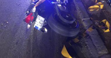 TRAGEDIE LA CONSTANȚA! Femeie ucisă de o motocicletă, chiar din vina ei