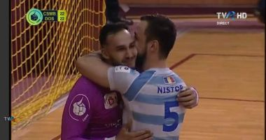 Egalitate în meciul dintre HC Dobrogea Sud și CSM  București