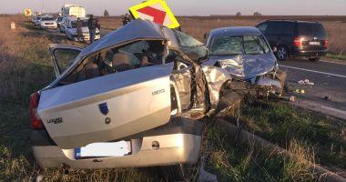 Tragedie rutieră la Constanța! Un bărbat a murit