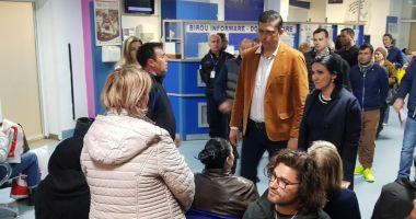 Dorinţa ministrei Sorina Pintea a fost îndeplinită: Asistenta şefă de la Secţia de Neurologie a Spitalului Judeţean Constanţa, schimbată din funcţie