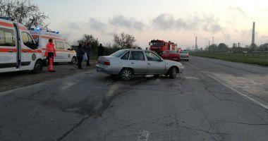 Accident cu două victime, în această dimineață / UPDATE