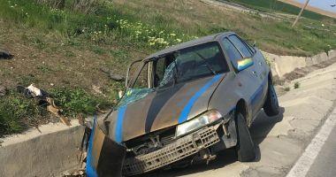 Grav accident rutier la Constanța. Cum s-a petrecut