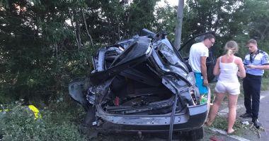Galerie foto. Accident rutier la Constanța!