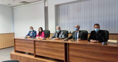 Inspectorul General de Stat, Danteș Nicolae Bratu a discutat cu constructorii constănțeni