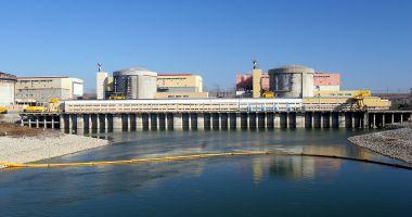 Unitatea 1 de la Cernavodă s-a deconectat automat de la Sistemul Energetic Naţional luni după-amiaza