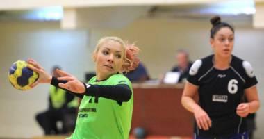 Galerie foto. Handbal feminin: CSU Neptun a obținut a doua victorie din campionat