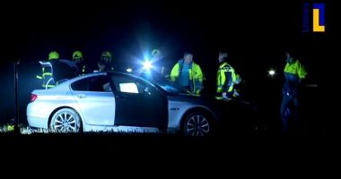 CAZ SUSPECT! Român găsit mort în maşină, pe un câmp din Olanda. Lângă el, o femeie în stare gravă