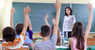 Tinerii vor şcoli curate!