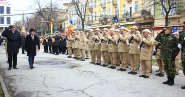 GALERIE FOTO. ZIUA NAŢIONALĂ A ROMÂNIEI, CELEBRATĂ LA CONSTANŢA
