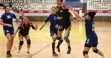 Galerie foto. Handbal feminin: CSU Neptun, calificare dramatică în final four-ul Cupei României