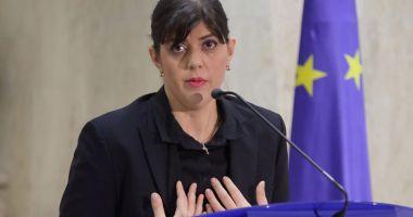 """Inspecția Judiciară: """"Laura Codruța Kovesi a încălcat dispozițiile CCR prin refuzul de a se prezenta în fața Parlamentului"""""""