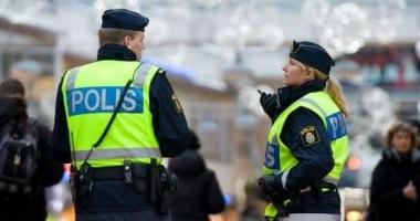 Bărbat arestat la aeroportul din Goteborg sub bănuiala că transporta o substanță explozivă