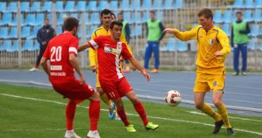 Galerie foto. FC FARUL, învinsă la CONSTANŢA de SC BACĂU