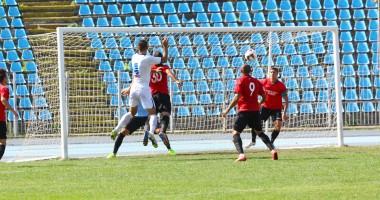Galerie FOTO. FC Farul, egalitate în meciul cu ACS Academica