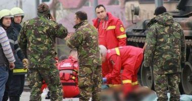 Verificări la CFR după ce un militar a murit în Gara din Alba Iulia în timpul pregătirilor pentru parada de 1 Decembrie