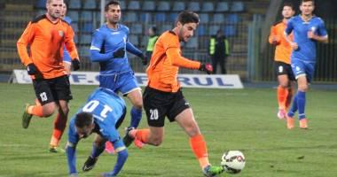 Galerie foto. FC Farul, înfrângere categorică cu Dunărea Călărași. Iată scorul