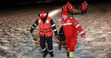 ALERTĂ/ Trei persoane căutate în lacul Siutghiol. Nu e nicio tragedie! Căutări sistate!