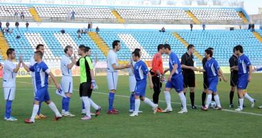 Fotbal / FC Farul învinge CS Otopeni pe final de meci / Galerie foto