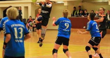 Galerie foto. Handbal feminin: CSU Neptun a învins CSM Slobozia