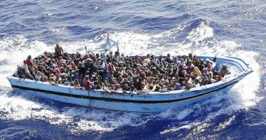 156 de migranţi, interceptaţi în timp ce încercau să ajungă  în Europa