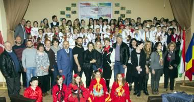 Important proiect european la Şcoala din Ciocârlia
