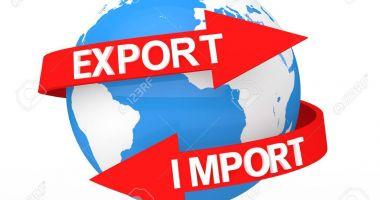 Importurile cresc mai repede decât exportul
