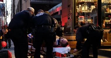 """Turist român, împuşcat în spate: """"Oamenii fugeau îngroziţi"""""""