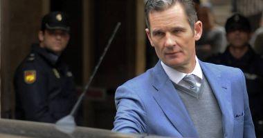 Cumnatul regelui Spaniei merge la închisoare