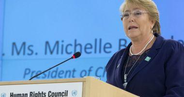 Înaltul comisar ONU pentru drepturile omului critică sancţiunile SUA împotriva Venezuelei