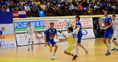 În aşteptarea noului antrenor, HC Dobrogea Sud a remizat la Odorheiul Secuiesc