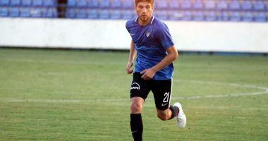 Încă un debut  în Liga l pentru FC Viitorul Constanţa